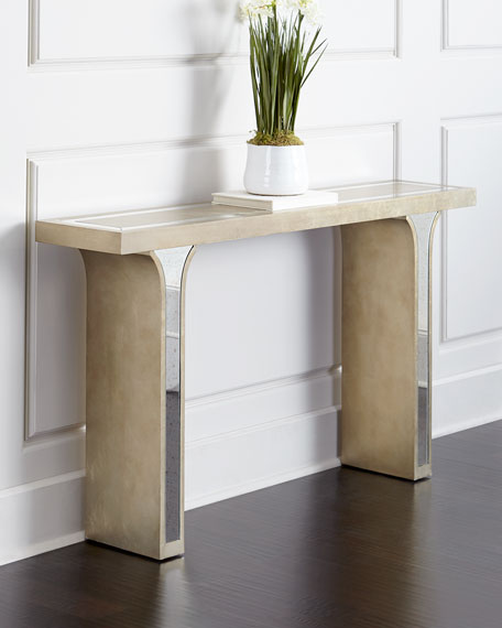Haute House Sarita Mirrored Console
