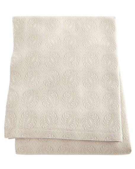 King Vienna Matelasse Coverlet