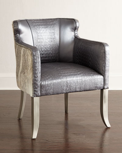 Pippin Hairhide Dining Chair