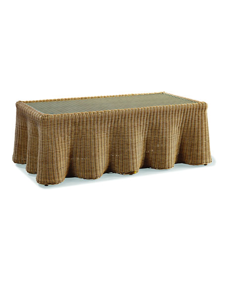 Crespi Wave Coffee Table