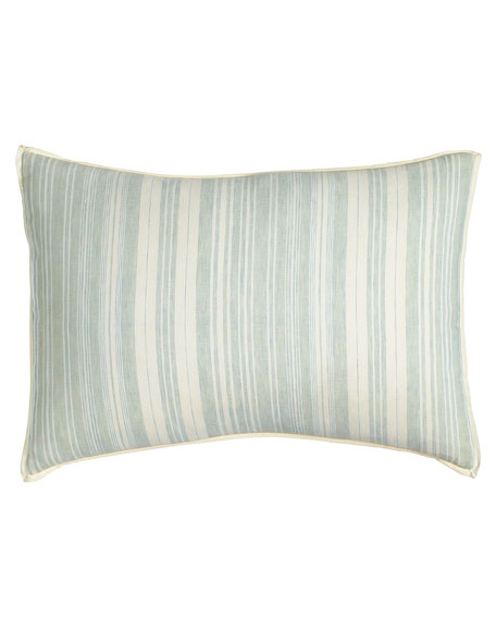 "Aiden Stripe Pillow, 14"" x 20"""
