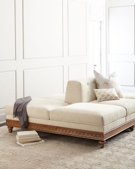 Serena DoubleSided Sofa