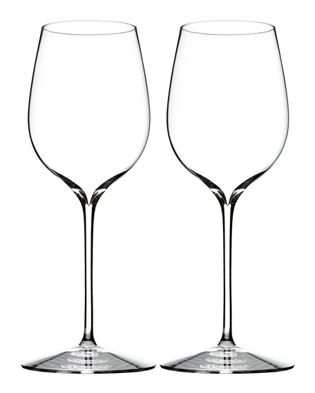 Waterford Crystal Elegance Pinot Noir Glasses, Set of