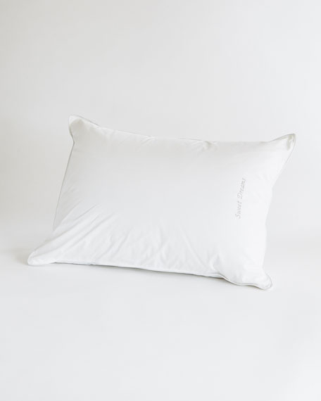 "Standard Down Pillow, 20"" x 26"""