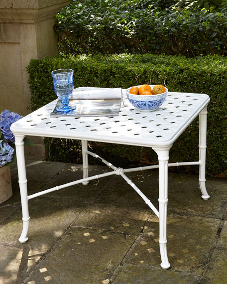Brown Jordan Calcutta Outdoor Side Table
