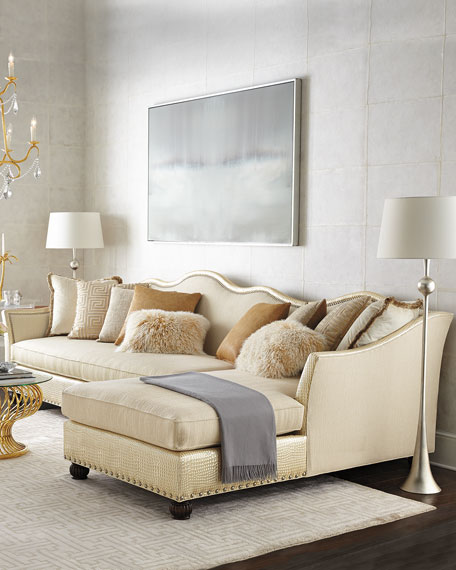 Regina Right-Chaise Sectional 146