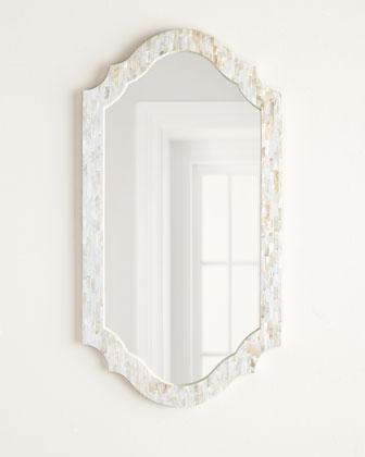 Alanis Oval Mirror