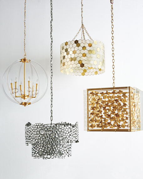 Hogan Capiz 3-Light Pendant