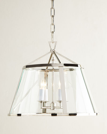 Chapman & Myers Darlana 4-Light Pendant