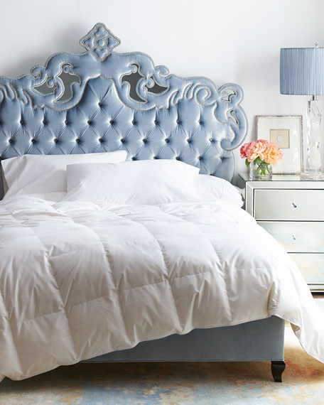 Julia Queen Tufted Bed