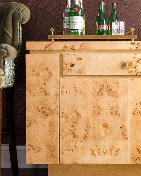 Daphne Bar Cabinet