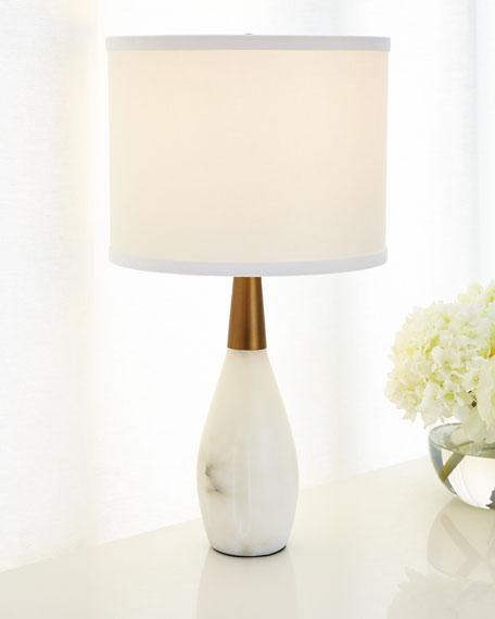regina andrew design contessa alabaster lamp