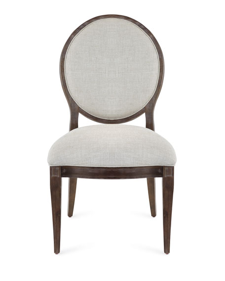 Mayfield Dining Side Chairs, Pair