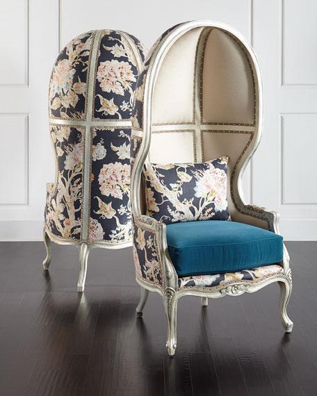 Superb Massoud Rosetta Balloon Chair