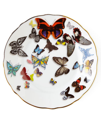 Butterfly Parade Bread & Butter Plate