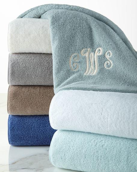 Annie Selke Luxe Each Primo Bath Towel