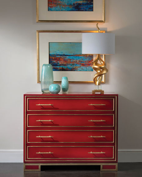 Talullah Four-Drawer Chest