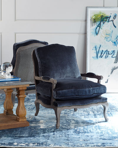 RIVERIA BERGERE CHAIR