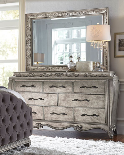 Bella Terra Dresser. Bedroom Chests   Dresser   Tall Chests at Neiman Marcus Horchow