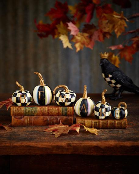 Beware Pumpkin Set