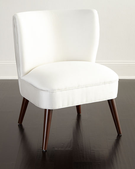 Gemma Pleated Dining Chair