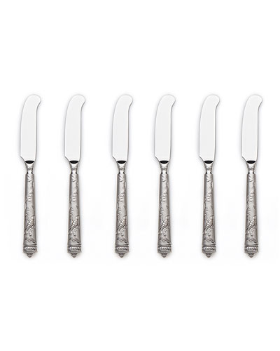 Bird of Paradise Spreaders, Set of 6