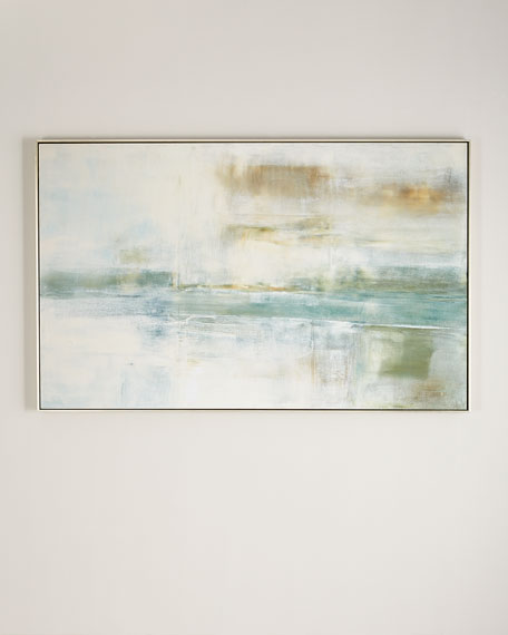 """Tahoe"" Horizontal Giclee on Canvas Wall Art"