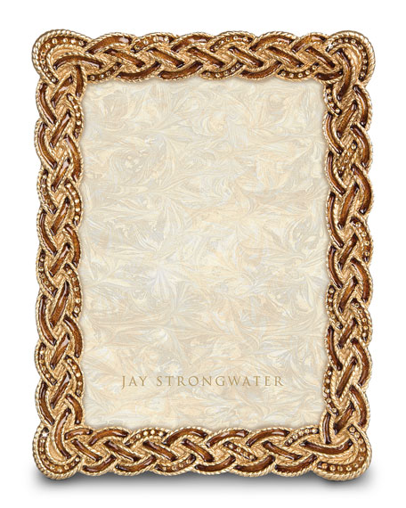 "Braided 5"" x 7"" Frame"