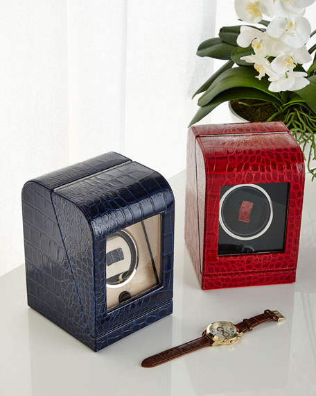 Single Watch Winder Box
