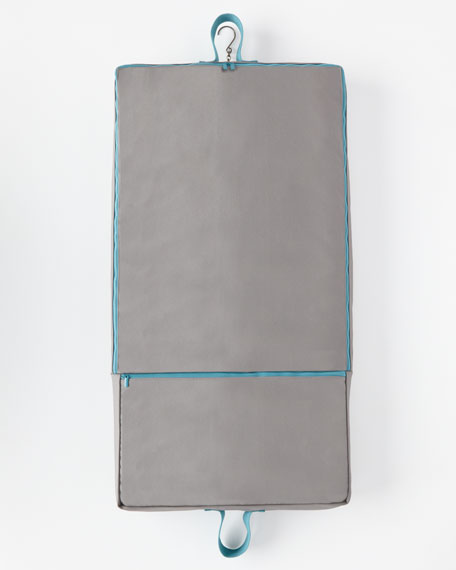Monogrammed Hanging Garment Bag Luggage