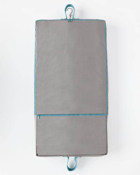Monogrammed Hanging Garment Bag