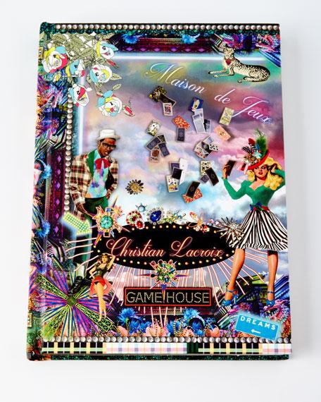 Fete Vos jeux! Hardbound Journal