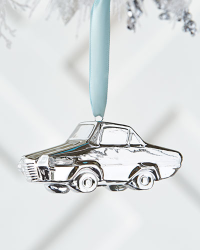 Car Christmas Ornament