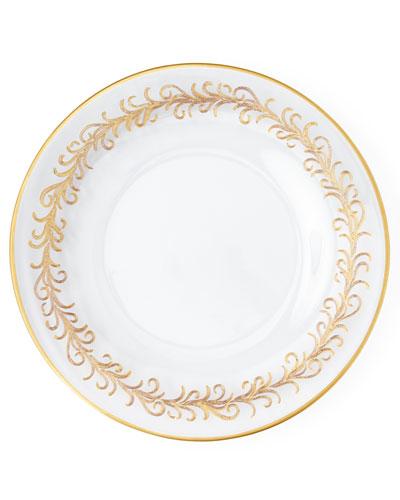 Oro Bello Dinner Plates  Set of 4