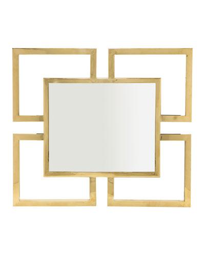 Continental Dresser Mirror