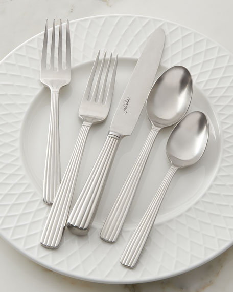 L'Andana Bright Satin 5pc Place Setting