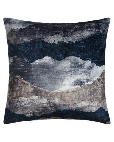 Mist Bleu Pillow