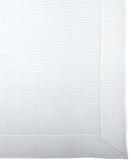"Greenwich Tablecloth, 70"" x 128"""