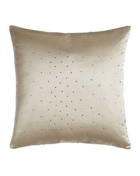 "Titanite Pillow, 18""Sq."