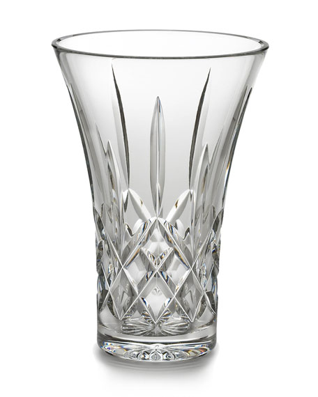 Waterford Crystal Flared Vase