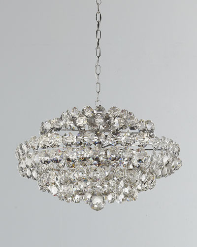 Sanger Small 12-Light Chandelier