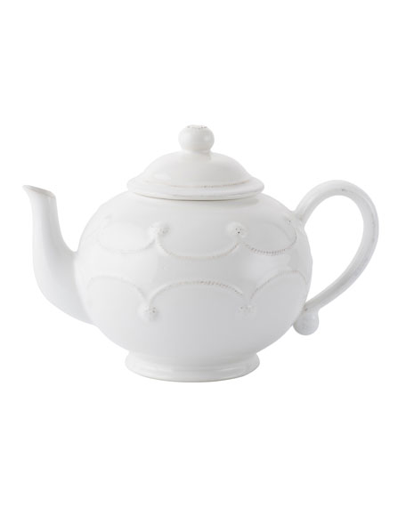 Berry & Thread Teapot