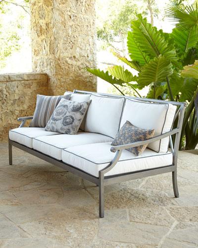 Beau Charlotte Outdoor Sofa