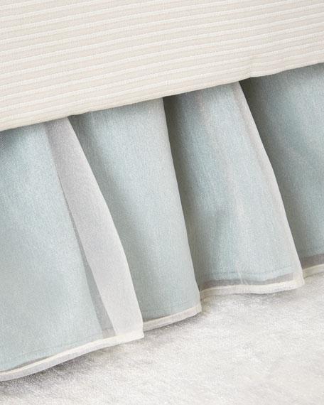Fino Lino Linen & Lace Queen Chianti Dust