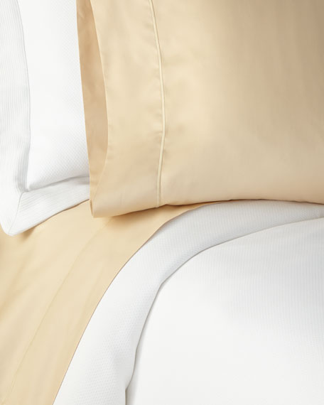 Twin Soprano 420TC Fitted Sheet