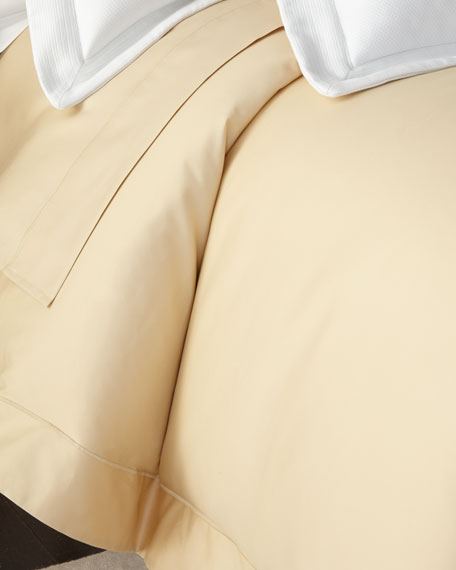 Peacock Alley Twin Sophia 420 Thread Count Duvet