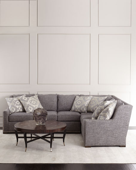 Bridget Right-Arm Sectional Sofa