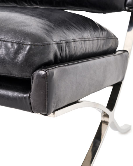 Brendan Leather Chair