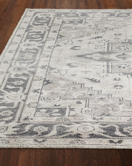 Romeo Hand-Knotted Rug, 4'x 6'