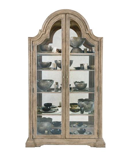 Campania Display Cabinet